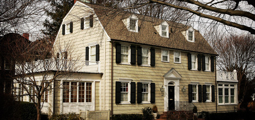 The Amityville House