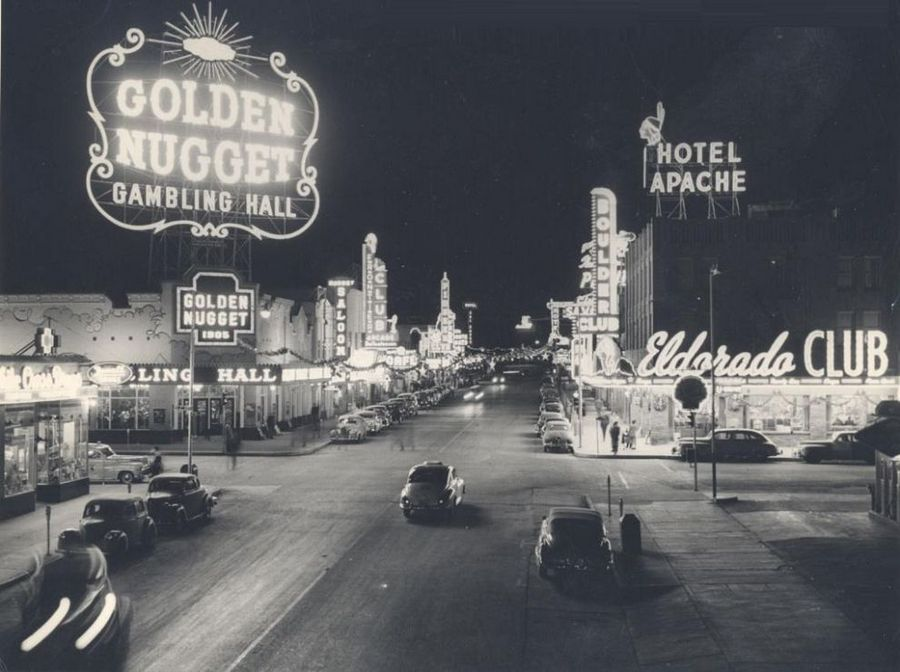 early Las Vegas