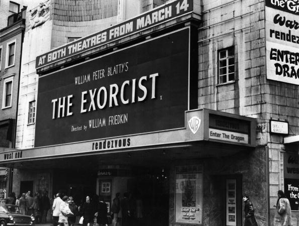 The Exorcist screening