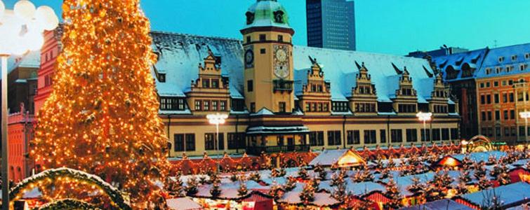 Leipzig Christmas