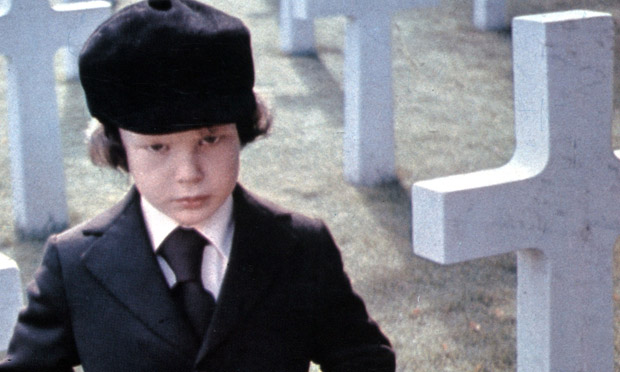 Damien in The Omen (1978)