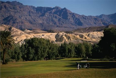Tactu Golf Club in Morococha