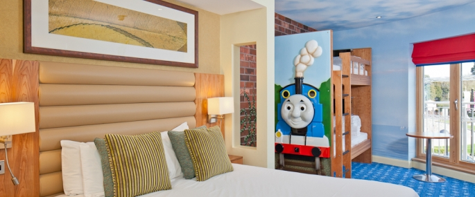 Thomas & Friends Room