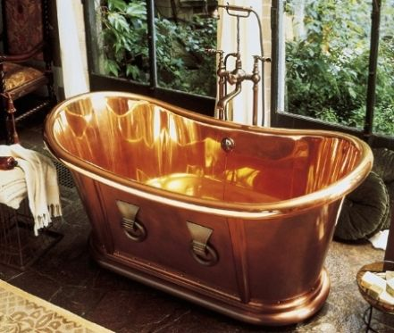 Mike Tyson's bathtub