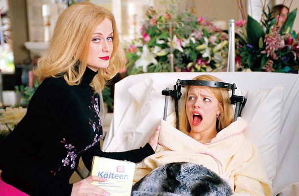 Regina and her mom