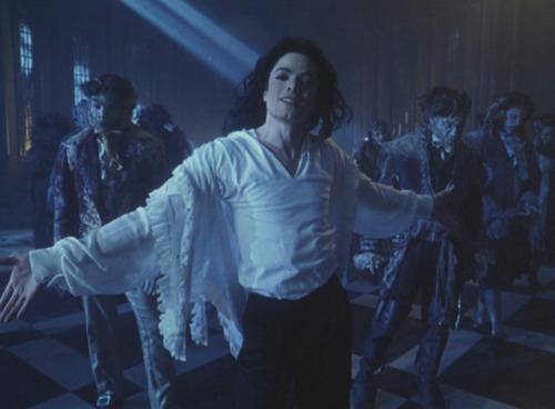 Michael jackson ghosts