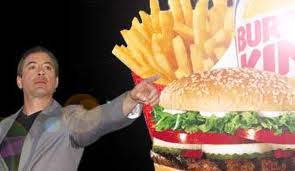 robert downey jr burger king