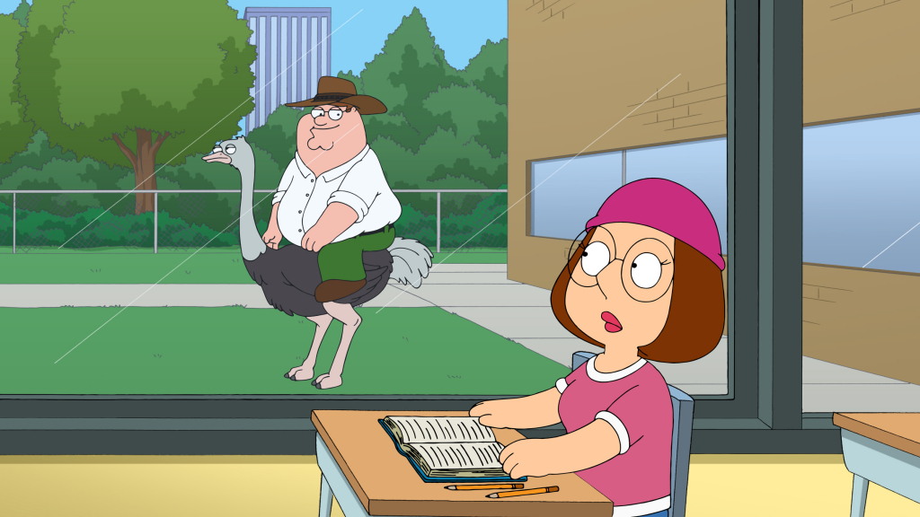 meg and peter