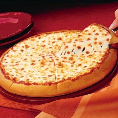 cheese pizza hut