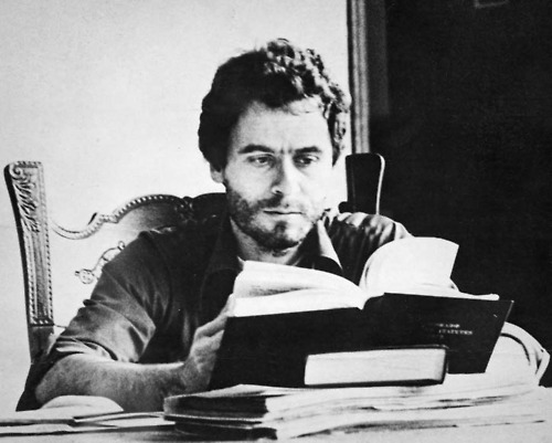 Ted Bundy reading
