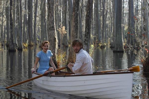 The Notebook boat scene