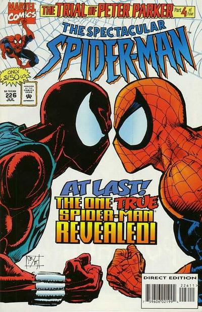 spiderman clone
