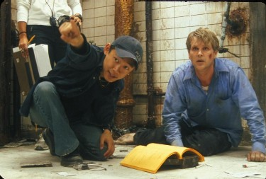 behind the scenes of Saw