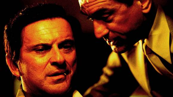 Robert De Niro and Joe Pesci Casino