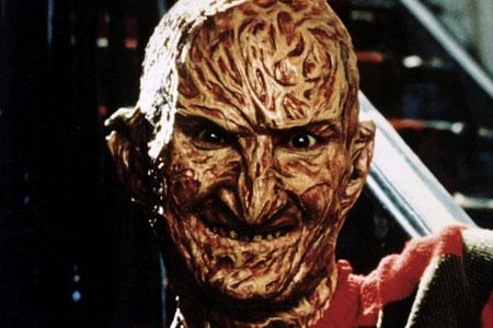 Freddy Krueger no hat
