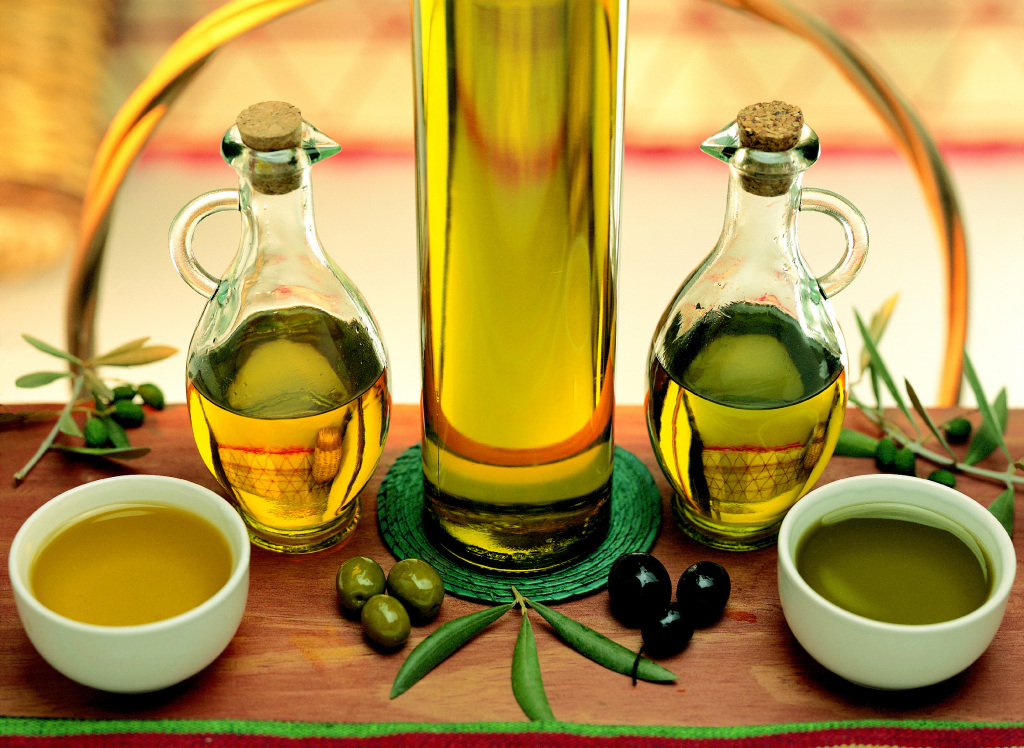 olive oil from Spain
