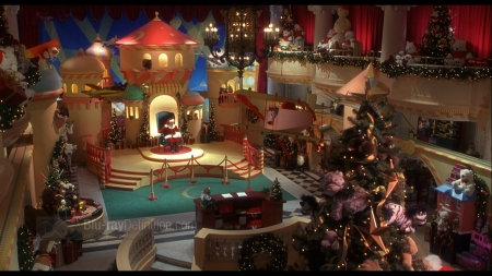 Miracle on 34th Street Coles department store