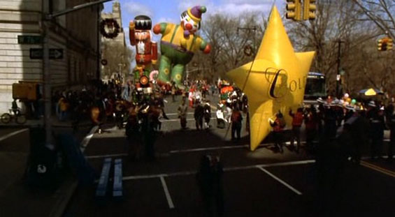 Miracle on 34th Street parade