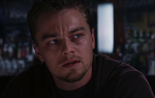 Leonardo DiCaprio The Departed