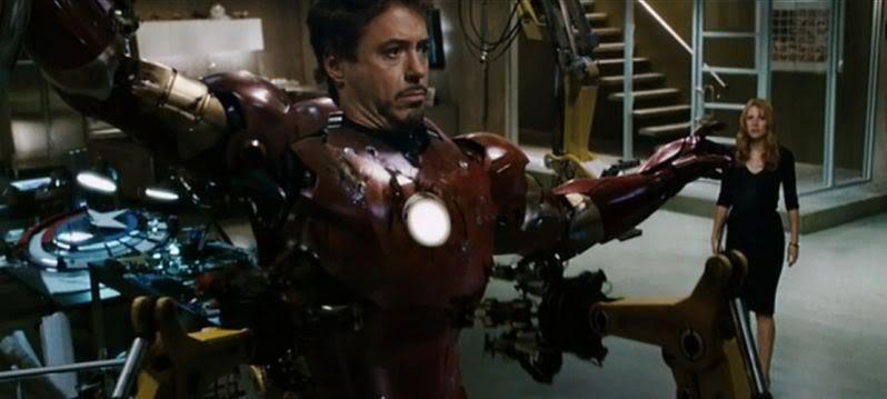 Iron Man easter eggs