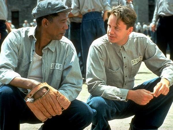 The Shawshank Redemption's opening scene
