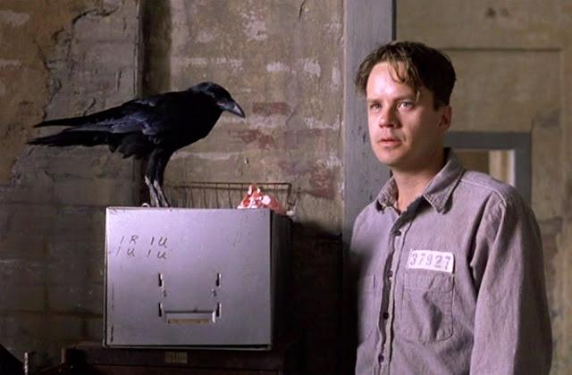 The Shawshank Redemption crow