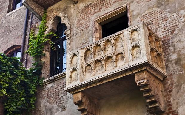 Verona Romeo and Juliet