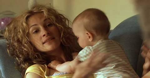 Erin Brockovich baby
