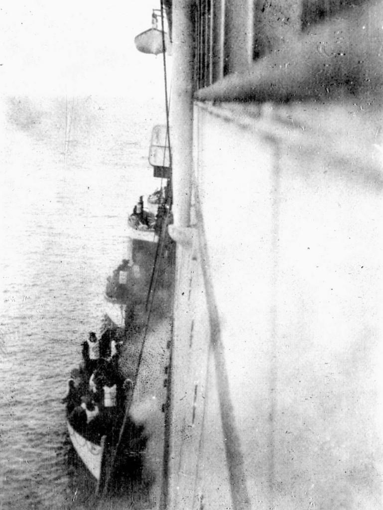 RMS Titanic survivors