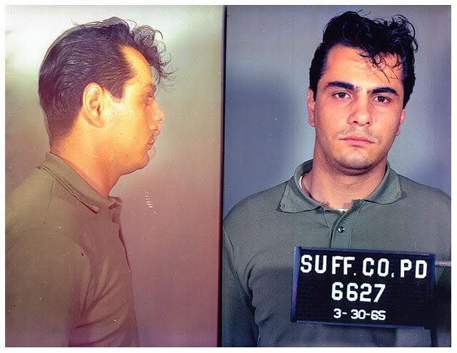 Young John Gotti mugshot
