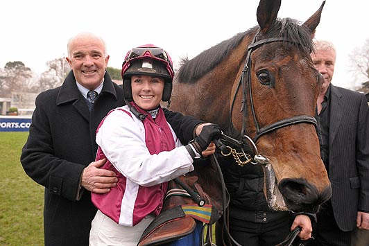 seabass grand national Katie Walsh
