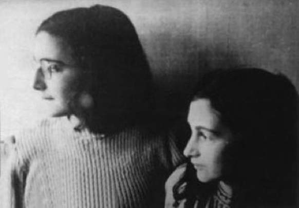 last photo of Anne Frank