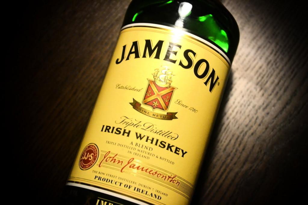 Jameson whiskey