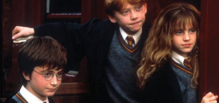 young harry potter cast