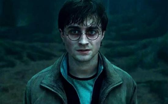 Harry Potter death scene