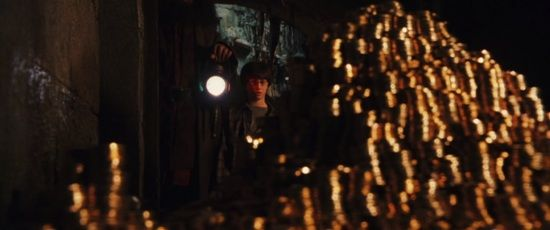 Harry Potter gold coins