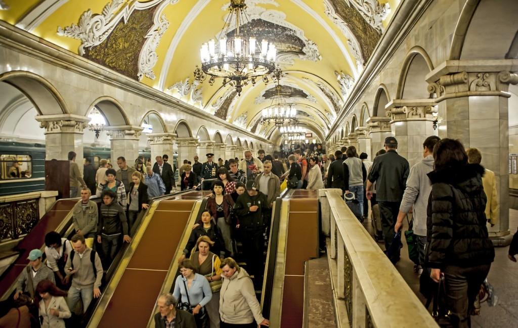 Moscow Metro