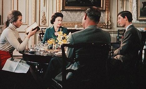 HM Queen Elizabeth Breakfast