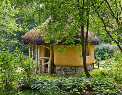 Balmoral hut