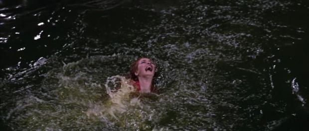 Piranha scene