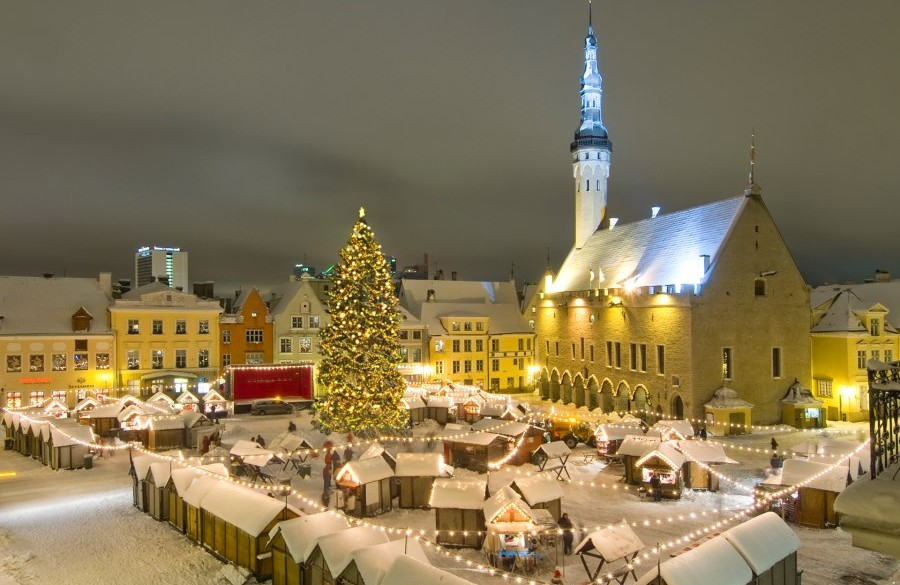 Tallin Christmas