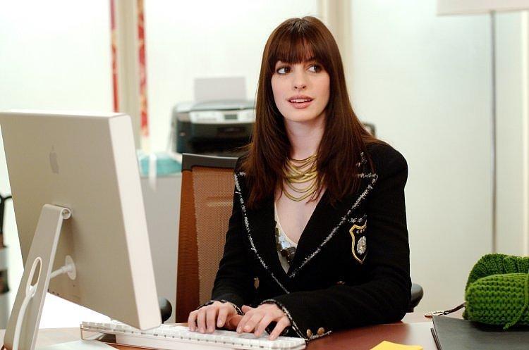 Devil Wears Prada Anne Hathaway