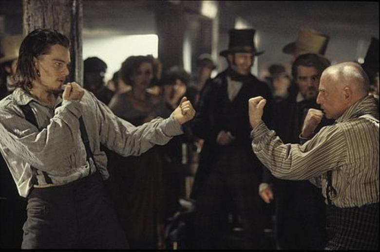 Leonardo DiCaprio Gangs of New York