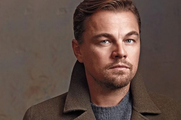 Leonardo Dicaprio shoot